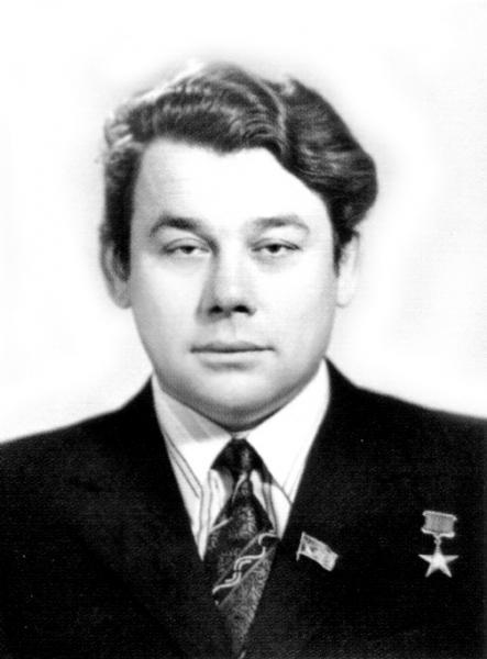 Иван Панфиловский сталевар