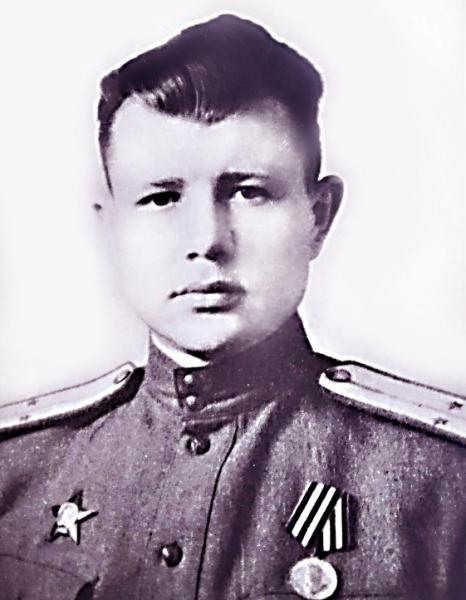 Петр Смычагин
