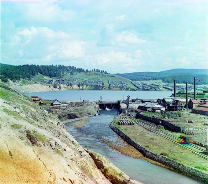 Катав-Ивановский пруд